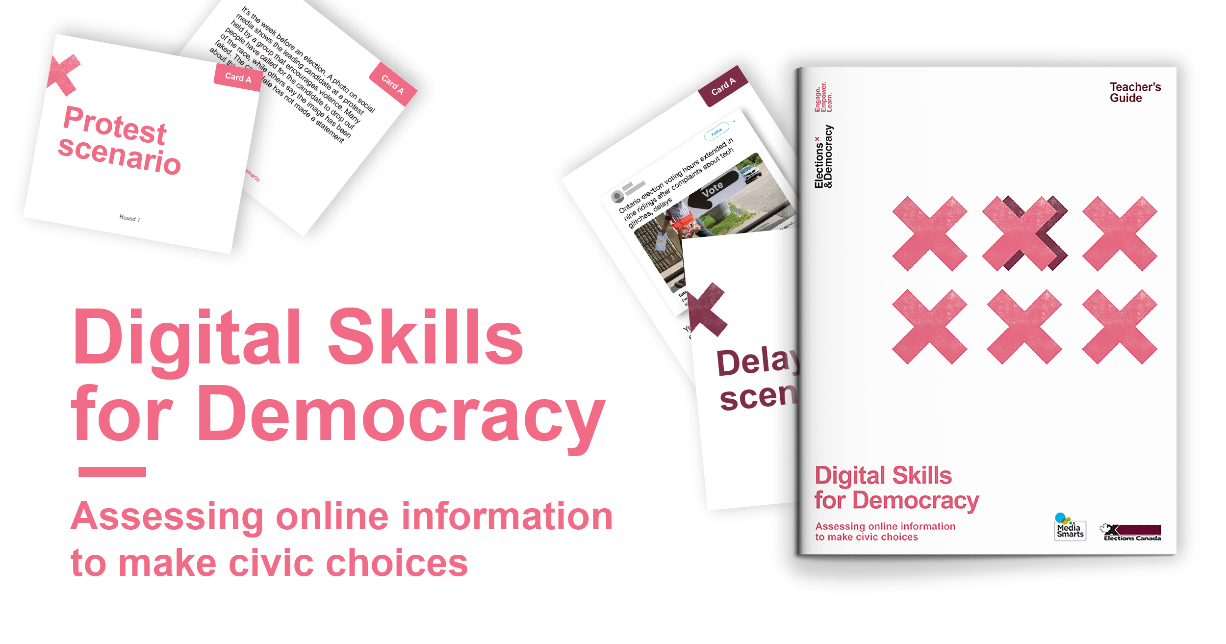 Digital Skills for Democracy - Assessing online information to make civic choices